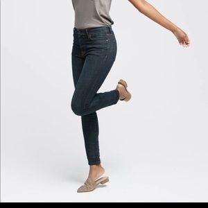 ABLE High Rise Carla Jeans Denim Size 29 short